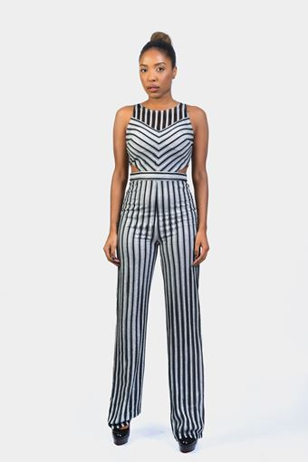 Side CutOut Jumpsuit